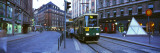 Streetcar, Helsinki, Finland Wall Decal by  Panoramic Images
