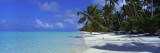 Tetiaroa Atoll, French Polynesia, Tahiti Autocollant mural par Panoramic Images 