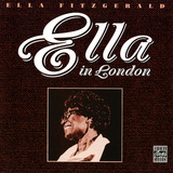 Ella Fitzgerald - Ella in London Wall Decal