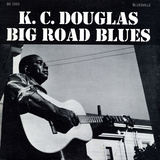 K.C. Douglas - Big Road Blues Wall Decal