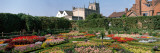 Gardens at Stratford Upon Avon, England, United Kingdom Wall Decal by  Panoramic Images