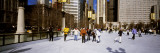 Millennium Park Ice Skating Rink, Chicago, Illinois, USA Wallstickers af Panoramic Images