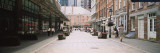Tourists Walking on the Street, South Street Seaport, Manhattan, New York City, NY, USA Wall Decal by  Panoramic Images