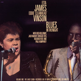Etta James - Blues in the Night, Vol.1: the Early Show Wall Decal
