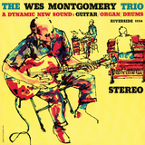 Wes Montgomery Trio - A Dynamic New Sound Wallstickers