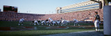 Football Game, Soldier Field, Chicago, Illinois, USA Veggoverføringsbilde av Panoramic Images,