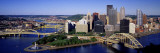 Pittsburgh, Pennsylvania, USA Wall Decal by  Panoramic Images