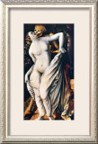 Death and a Woman Print by Hans Baldung Grien