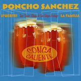 Poncho Sanchez - Conga Caliente Wall Decal