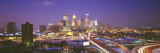 Twilight, Minneapolis, MN, USA Wall Decal by Panoramic Images