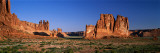 Arches National Park, Utah, USA Wall Decal by  Panoramic Images