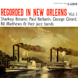 Recorded in New Orleans, Vol. 1 Wallstickers