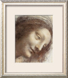 Virgin Framed Giclee Print by  Leonardo da Vinci
