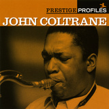John Coltrane - Prestige Profiles Wall Decal