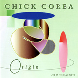 Chick Corea - Origin Wallstickers
