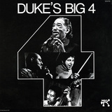 Duke Ellington - Duke&#39;s Big Four Wall Decal