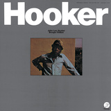 John Lee Hooker - Boogie Chillun Wall Decal