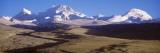 Mountains, Mount Shishapangma, Tibet Wall Decal by  Panoramic Images