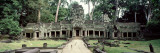 Preah Khan Temple, Angkor Wat, Cambodia Wall Decal by Panoramic Images