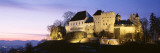 Castle Lenzburg, Switzerland Wall Decal by  Panoramic Images