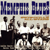 Swingville All-Stars - Memphis Blues Wall Decal