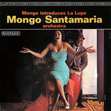 Mongo Santamaria - Mongo Introduces la Lupe Wall Decal