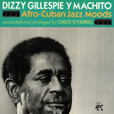 Dizzy Gillespie and Machito - Afro-Cuban Jazz Moods Wallstickers