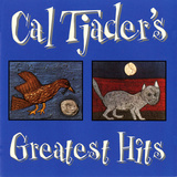 Cal Tjader - Greatest Hits Wall Decal