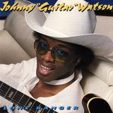 "Johnny ""Guitar"" Watson - Lone Ranger Wall Decal"
