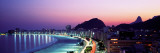 Copacabana Beach, Rio De Janeiro, Brazil Wall Decal by  Panoramic Images