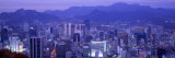Night, Seoul, South Korea Wall Decal by Panoramic Images