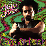 Leon Spencer - Legends of Acid Jazz: Leon Spencer Wall Decal