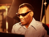 Ray Charles Close Up Wall Decal