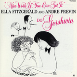 Ella Fitzgerald - Nice Work If You Can Get It Vinilos decorativos