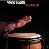 Poncho Sanchez - El Conguero Wall Decal