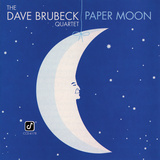 Dave Brubeck - Paper Moon Wall Decal