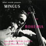 Charles Mingus - Mingus på Bohemia, på engelsk Wallstickers