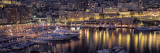 Harbor, Monte Carlo, Monaco Wall Decal by  Panoramic Images