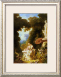 L'Amour-Amitie Prints by Jean-Honoré Fragonard