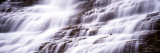 Waterfall, Glacier National Park, Montana, USA Wall Decal by  Panoramic Images