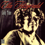 Ella Fitzgerald - Lady Time Wall Decal