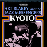 Art Blakey & The Jazz Messengers - Kyoto Vinilo decorativo