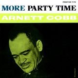 Arnett Cobb - More Party Time Wall Decal