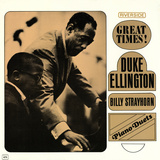 Duke Ellington - Piano Duets: Great Times! Vinilo decorativo