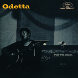 Odetta - The Tin Angel Wall Decal