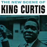 King Curtis - The New Scene of King Curtis Mode (wallstickers)