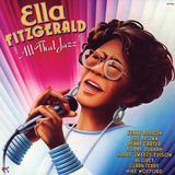 Ella Fitzgerald - All That Jazz Wall Decal