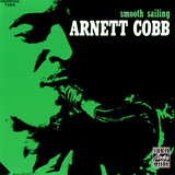 Arnett Cobb - Smooth Sailing Wall Decal