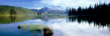Cascade Mountains, Oregon, USA Wallsticker af Panoramic Images,