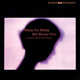 Bill Evans Trio - Waltz for Debby Wall Decal